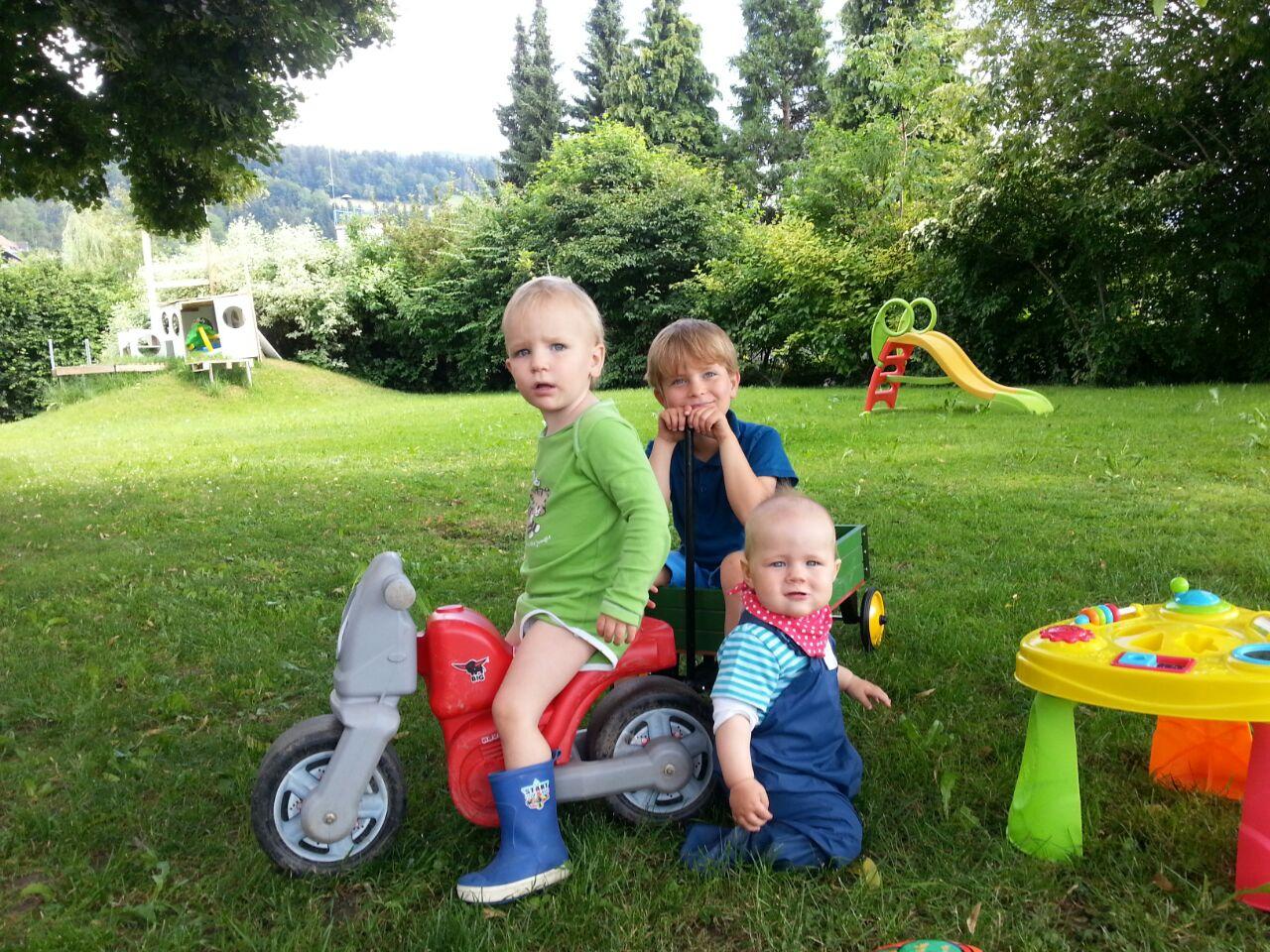 meine Enkelkinder