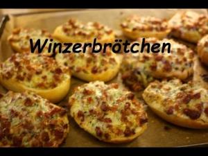 Winzerbrötchen - einfach genial - genial einfach